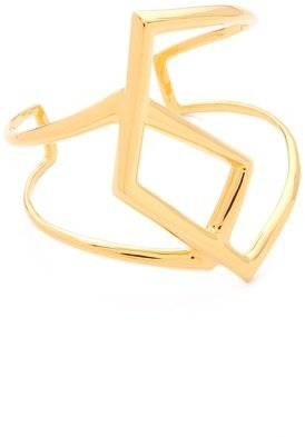 Alexis Bittar New Wave Overlapped Cuff
