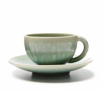 Jars Tourron Tea Cup & Saucer