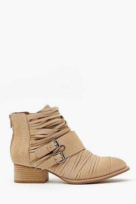 Nasty Gal Isley Strapped Boot