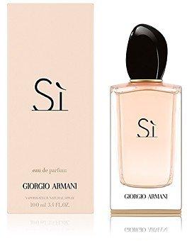 Giorgio Armani Si Eau de Parfum 3.4 oz.