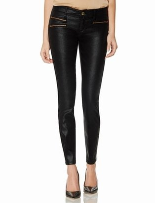 The Limited Coated Moto Legging Jeans