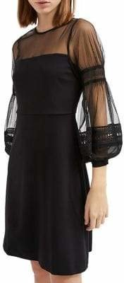 French Connection Paulette Jersey Dress