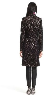 Tracy Reese Lace Coat