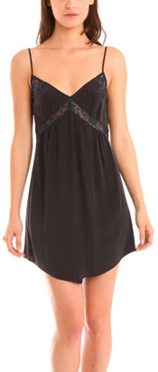 Twelfth St. By Cynthia Vincent Lace Empire Dress