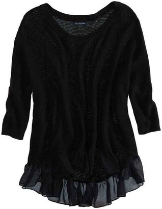 American Eagle AE Party Sweater