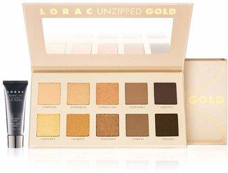 LORAC Unzipped Gold Eyeshadow Palette & Eye Primer Set $42 thestylecure.com