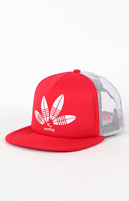 Lost Sporty Trucker Hat