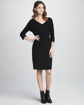 Marc by Marc Jacobs Fiona Relaxed Wool Dress
