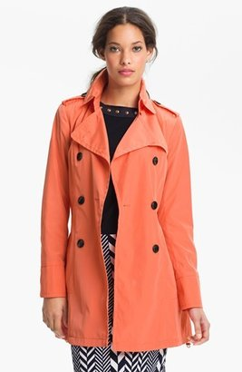 Vince Camuto 'Heidi' Double Breasted Trench Coat