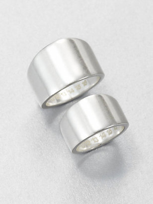 Maison Martin Margiela Sloped Ring Set