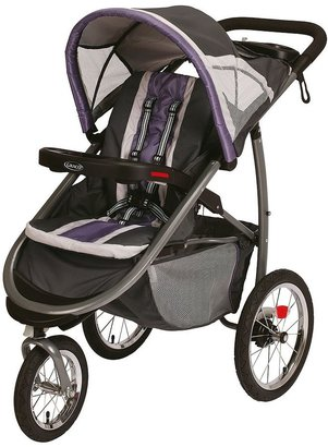 Graco fastaction jogger stroller - grapeade