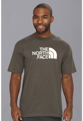 The North Face S/S Half Dome Tee (New Taupe Green) - Apparel