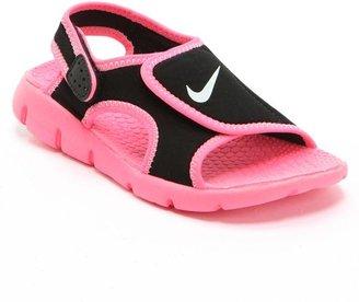 Nike sunray sport sandals - girls