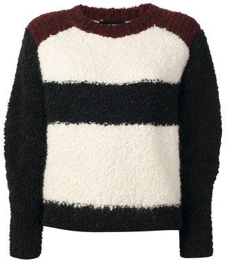 Isabel Marant 'Owel' colour-block sweater