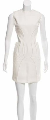 Hakaan Silk Dress w/ Tags White Silk Dress w/ Tags