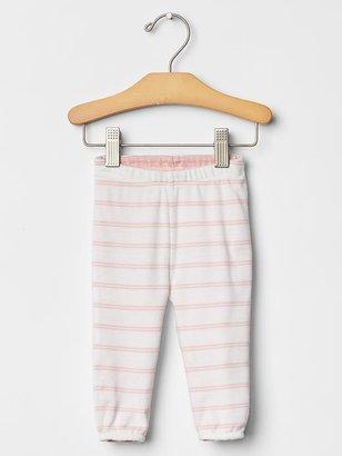 Gap Favorite reversible printed pants