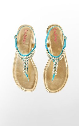Lilly Pulitzer Ritzy Sandal