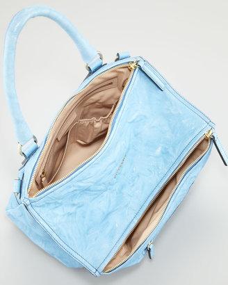 Givenchy Pandora Sheepskin Satchel Bag, Medium