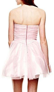 JCPenney Embellished Sweetheart Neckline Dress