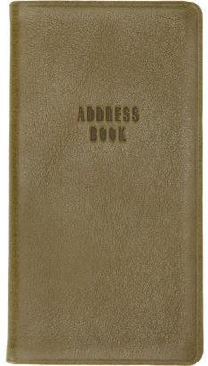 Barneys New York The Personal Pocket Address Book