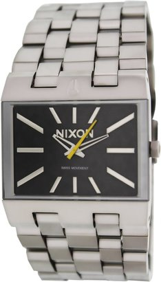 Nixon Men's Ticket A085000-00 Silver ...