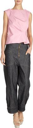 Nina Ricci Wide Leg Jeans