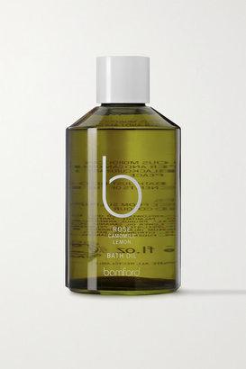 Bamford Rose Bath Oil, 250ml - Colorless
