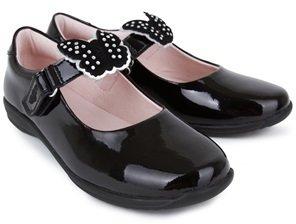 Lelli Kelly Kids Black Patent Nicole Shoe