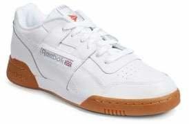 Reebok Mens Workout Plus Sneakers