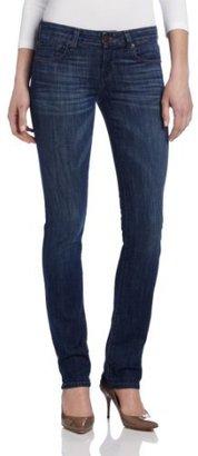 David Kahn Women's Nikki Curvy Fit Weekender Jean