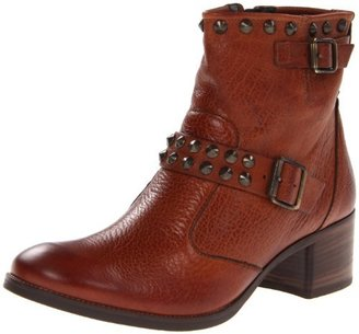 Paul Green Women's Buckled Strap Ankle Boot