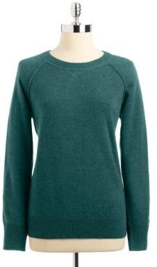 Lord & Taylor Cashmere Sweatshirt Pullover
