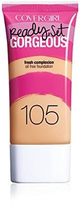 COVERGIRL Ready, Set Gorgeous Foundation, Classic Ivory 1 fl oz (30 ml) $7.92 thestylecure.com