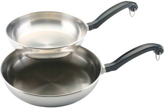 Farberware Classic Series Twin Pack Skillets