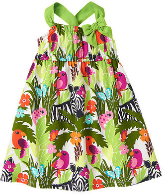 Gymboree Zebra Jungle Dress