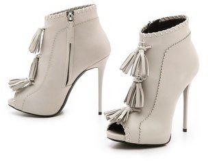 Giuseppe Zanotti Coline Leather Booties