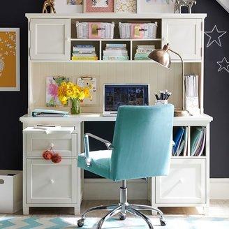 STUDY Beadboard Smart Divider Desk