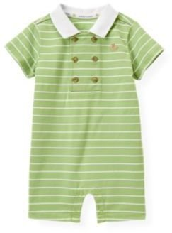 Janie and Jack Stripe Polo One-Piece