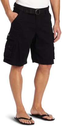 Lee Men's Dungarees Belted Wyoming Multi Pocket Cargo Short