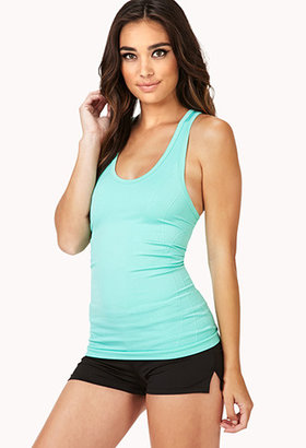 Forever 21 Perforated Workout Tank