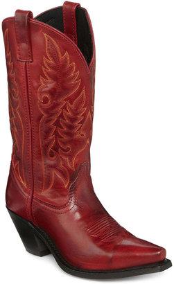 Laredo Madison Womens High-Heel Cowboy Boots
