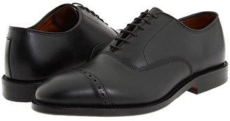 Allen Edmonds Fifth Avenue (Coffee) Men's Lace Up Cap Toe Shoes