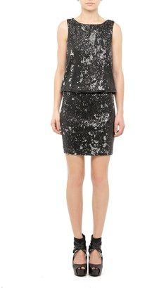 Nicole Miller Mimosa Sequins Dress