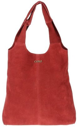 CUPLÉ Large leather bag
