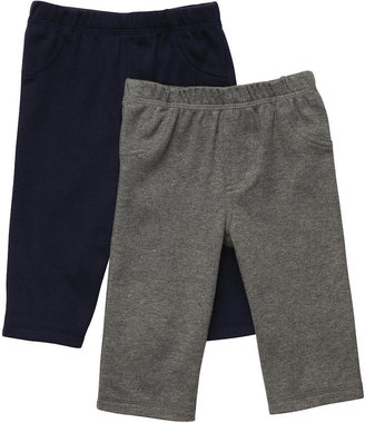 Carter's Boys 2 Pack Essential Pants