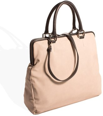 The Limited Tall Frame Tote