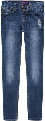 Vigoss Destructed Girls Skinny Jeans