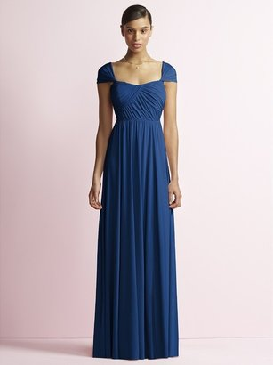 Jy - Jenny Yoo - JY504 Dress in Estate Blue $239 thestylecure.com