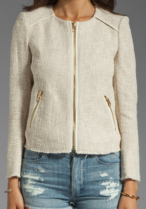 Juicy Couture Textured Novelty Jacket