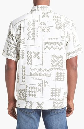 Quiksilver Waterman Collection Waterman 'Izu Isle' Campshirt